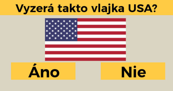 Je toto skutočná vlajka danej krajiny? Tento kvíz dokáže potrápiť aj toho, kto vlajky Ameriky dobre pozná