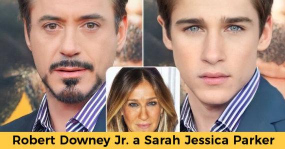 Ako by vyzerali deti slávnych hollywoodskych ex-párov? Ukáže vám to umelá inteligencia
