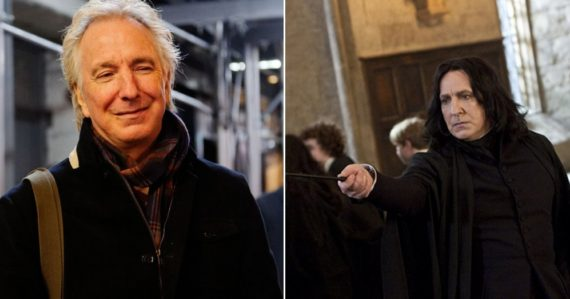 Veľké prekvapenie pre fanúšikov profesora Snapea. Alan Rickman si viedol denníky, vznikne z nich kniha