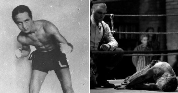 Poľský boxer bil nacistov v Osvienčime. Napriek tomu, že vážil iba 40 kíl, stal sa šampiónom koncentračného tábora