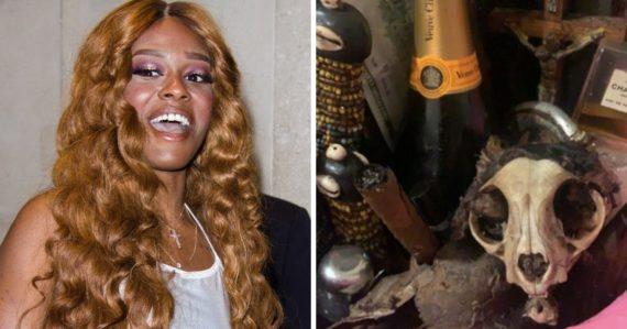 Známa raperka pobúrila internet: Na Instagrame zverejnila video, v ktorom vykopala z hrobu svoju mačku a uvarila ju
