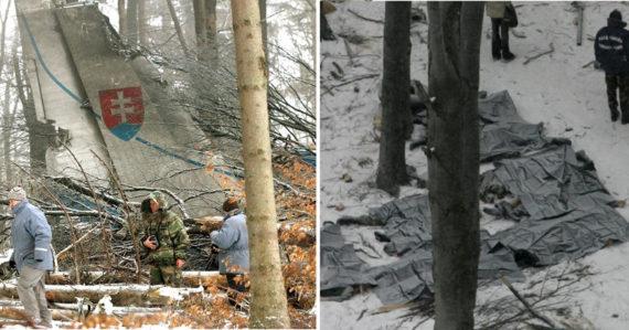 Pri najväčšej leteckej tragédii Slovenska zomrelo 42 ľudí. Nedávno odtajnený spis popisuje, čo sa dialo na palube
