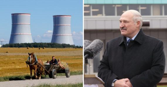 Prvá bieloruská jadrová elektráreň musela byť opäť odpojená. Počas testu bolo nutné spustiť ochranný systém