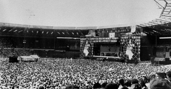 Koniec pandémie chce Európa osláviť veľkolepo. Pre obyvateľov sa chystá koncert podobný Live Aid
