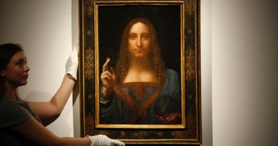 500-ročnú kópiu Da Vinciho obrazu našli u muža v skrini. Múzeum ani nevedelo, že ju niekto ukradol