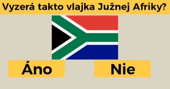 Je toto skutočná vlajka danej krajiny? Tento kvíz dokáže potrápiť aj toho, kto vlajky Afriky dobre pozná