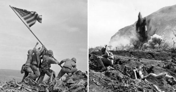 Jedna z najkrvavejších bitiek vojny: Američania dobyli ostrov Iwó-džima za cenu veľkých strát, hrdinom bol Slovák