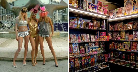 Vibrátor s výčnelkami či striptízová kabínka. Založili prvý sexshop a erotický salón na Slovensku, nakrúcali aj porno